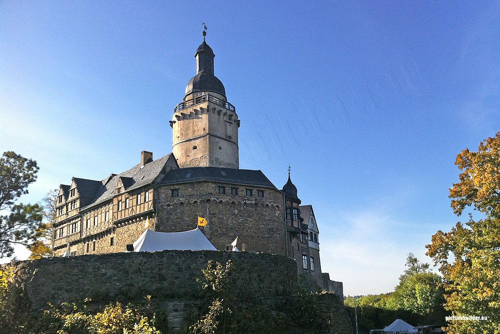 Burg Falkenstein – das Burgfest
