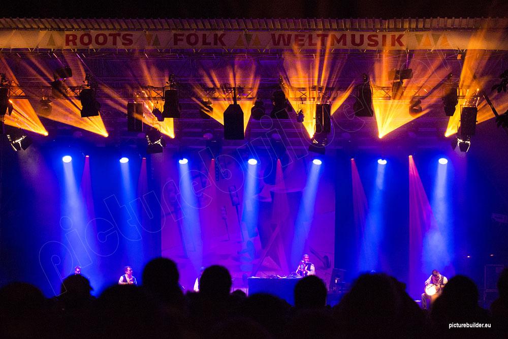Das Tanz und Folkfest (TFF) in Rudolstadt