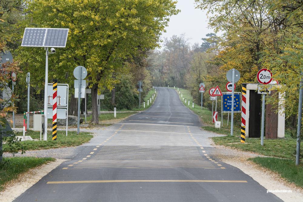 1989 – die Grenze  öffnete sich in Sankt Margarethen