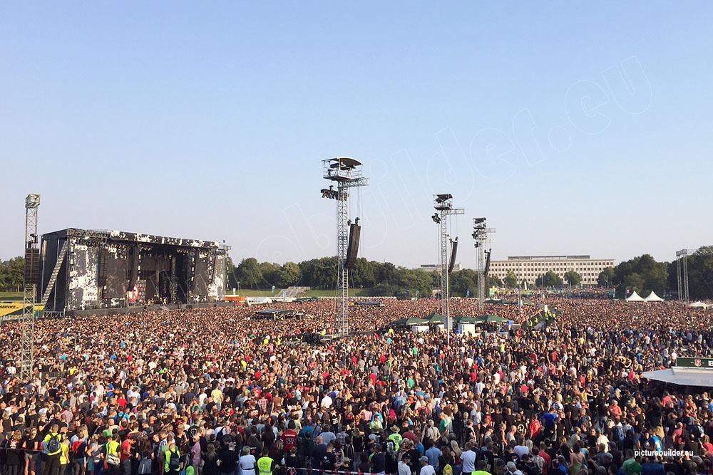 Konzerte in Leipzig – Festwiese und Arena