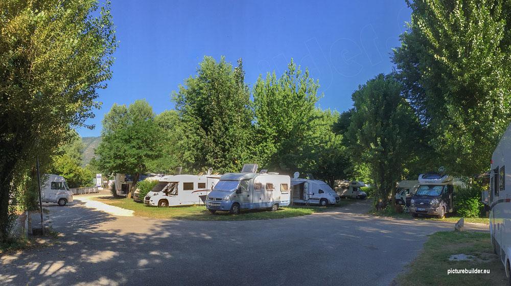 Aix-Les-Bains am Lac du Bourget