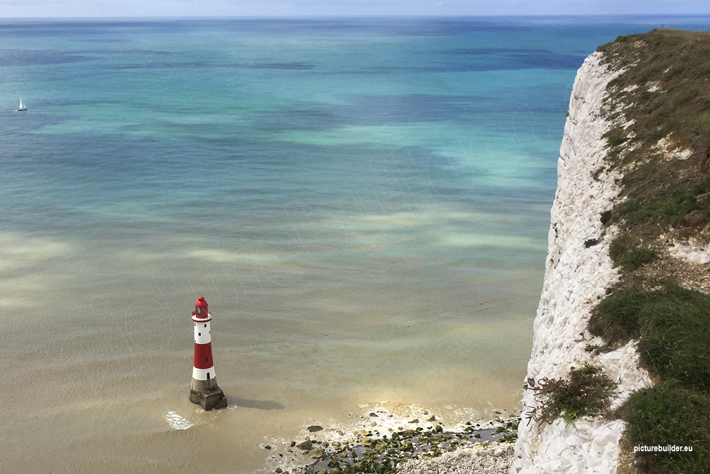 Beachy Head bei Eastbourne