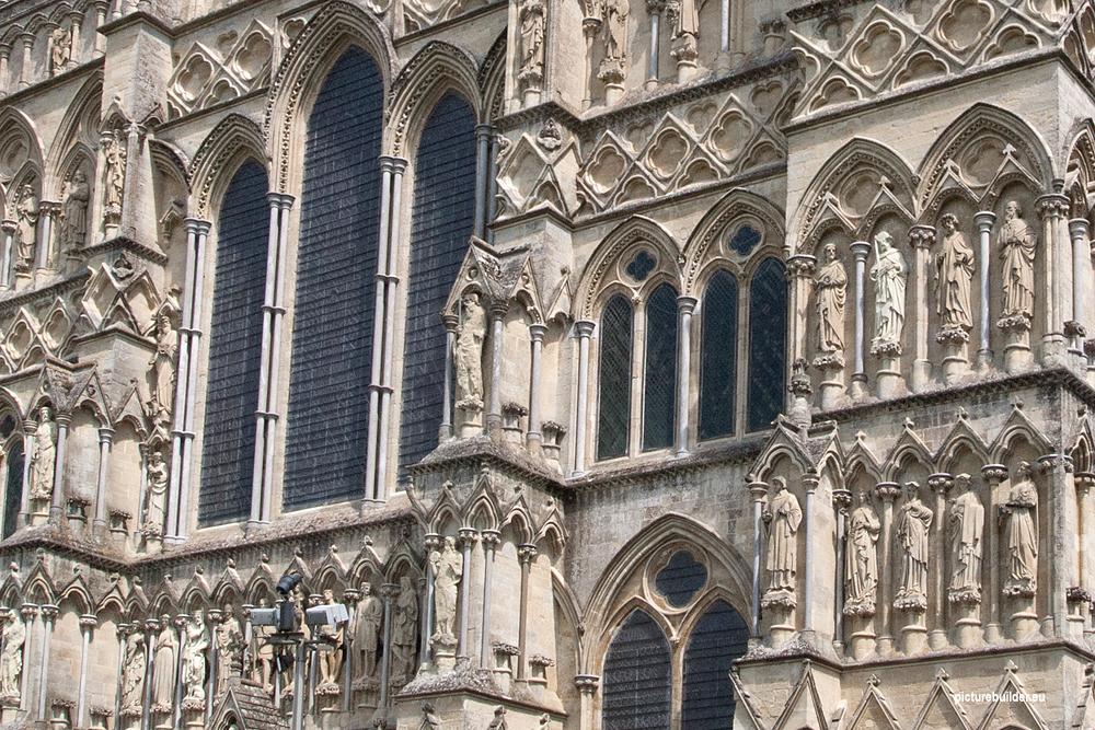 Salisbury – die Stadt der Magma Carta