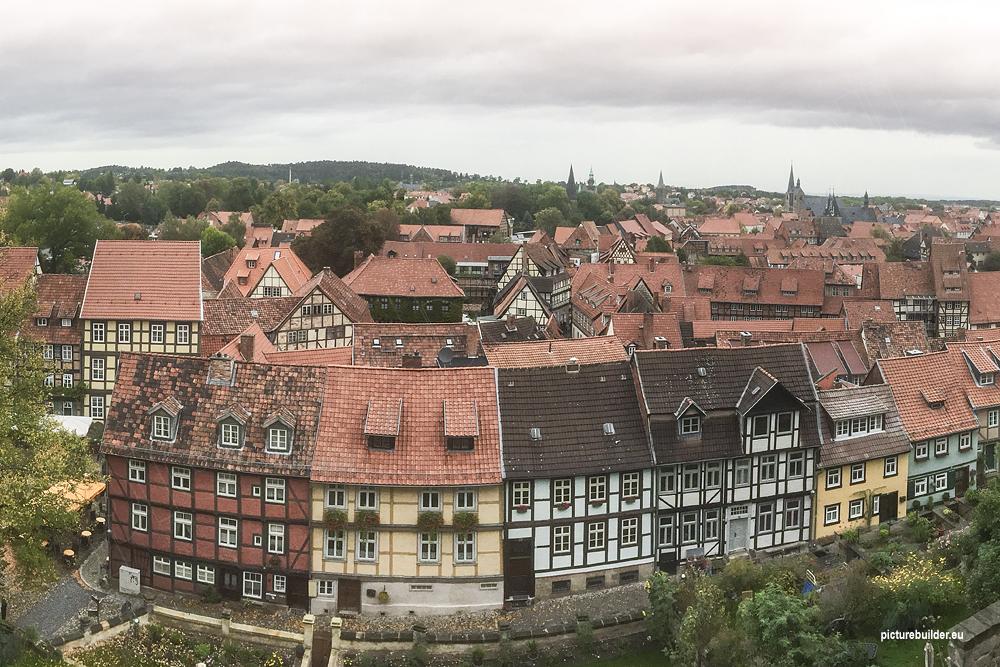 Mit dem Wohnmobil nach Quedlinburg