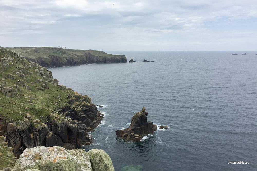 Sennen am südlichsten Punkt Englands unweit von Land's End