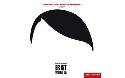 """Christoph Maria Herbst liest Timur Vermes """"Er ist wieder da"""""""