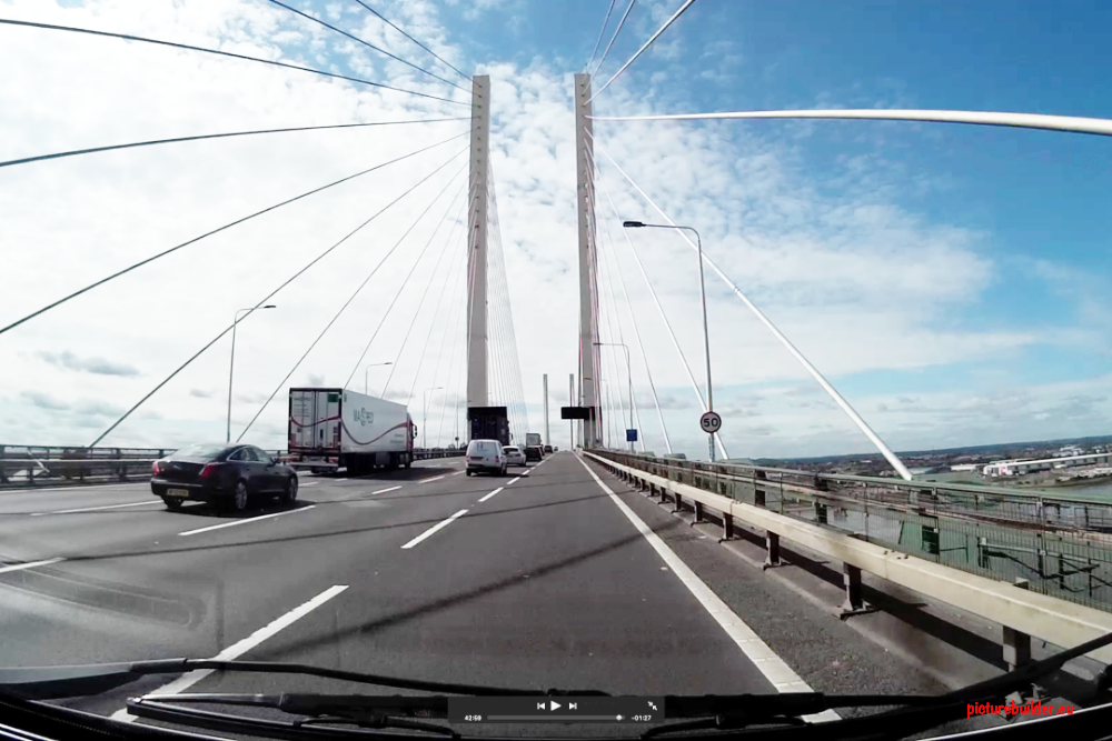 dartfor-crossing